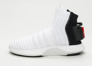 adidas Crazy 1 ADV Sock PK (Ftwr White / Core Black / High Res Red)