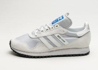 adidas New York (Crystal White / Off White / Grey Two)