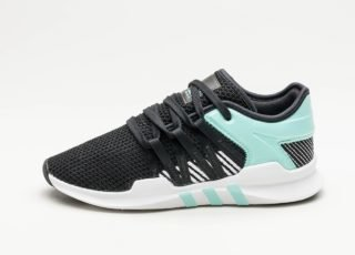 adidas Equipment Racing ADV W (Core Black / Core Black / Energy Aqua)