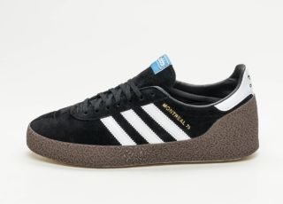 adidas Montreal 76 (Core Black / Ftwr White / Gold Metallic)