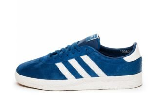adidas München Super SPZL (Collegiate Royal / Off White / Off White)