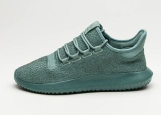adidas Tubular Shadow (Trace Green / Trace Green / Tactile Yellow)