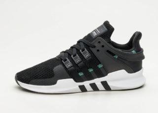 adidas Equipment Support ADV (Core Black / Core Black / Ftwr White)