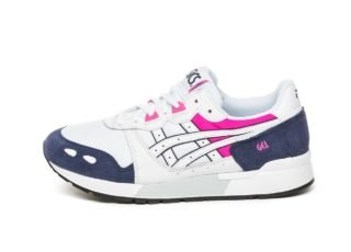 Asics Gel-Lyte (White / Peacoat)