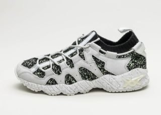 Asics Gel-Mai Knit *Halloween* (Lime / Soft Grey)