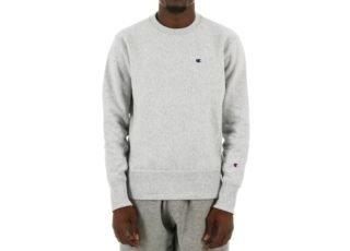 Champion Reverse Weave Crewneck Sweatshirt (Grey)