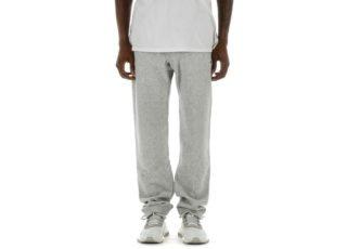 Champion Elastic Cuff Pants (Grey)