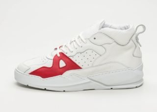 Filling Pieces Lay Up Icey 2 Flow (White / Red)