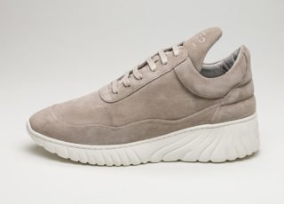 Filling Pieces Roots Runner Roman (Grey)