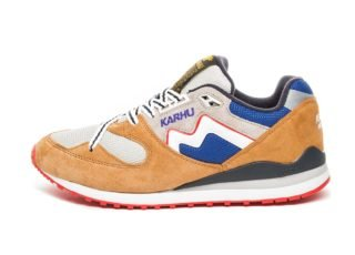 Karhu Synchron Classic *Forest Treats* (Buckthorn Brown / Silver Birch