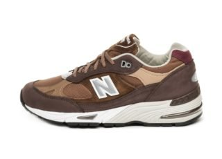 New Balance M991NGG *Made in England* (Brown)