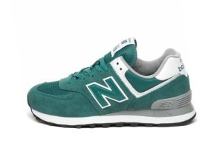 New Balance WL574UNA (Other Green)