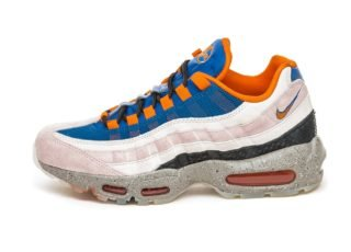 Nike Air Max 95 *King Of The Mountain | Mowabb* (Champagne / Safety Or