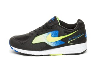 Nike Air Skylon II (Black / Volt - Racer Blue - White)