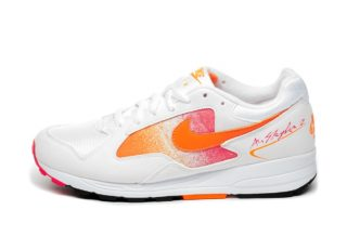 Nike Air Skylon II (White / Total Orange - Racer Pink - Black)