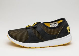Nike Air Sock Racer OG (Black / Black - Tour Yellow - White)