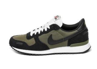 Nike Air Vortex (Black / Black - Medium Olive - Sail)
