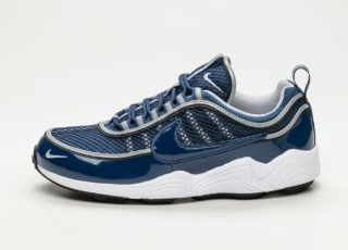 Nike Air Zoom Spiridon '16 (Navy / Navy - Wolf Grey - White)