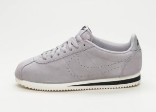 Nike Classic Cortez Suede (Atmosphere Grey / Atmosphere Grey - Black)