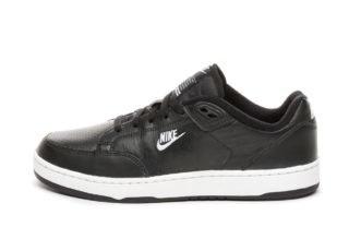 Nike Grandstand II (Black / White - Neutral Grey)