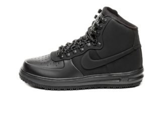 Nike Lunar Force 1 Duckboot '18 (Black / Black - Black)