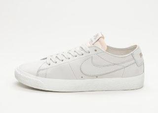 Nike SB Zoom Blazer Low Decon (Light Bone / Light Bone - Khaki)
