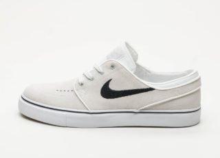 Nike SB Zoom Stefan Janoski (Summit White / Black - Pure Platinum)
