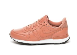 Nike Wmns Internationalist PRM (Terra Blush / Terra Blush - Summit Whi