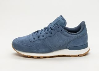 Nike Wmns Internationalist SE (Diffused Blue / Diffused Blue - Thunder