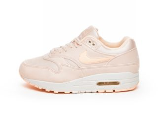 Nike Wmns Air Max 1 (Guava Ice / Crimson Tint - Sail - Summit White)