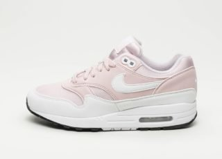Nike Wmns Air Max 1 (Barely Rose / White)