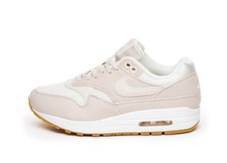 Nike Wmns Air Max 1 (Desert Sand / Phantom - Gum Light Brown)