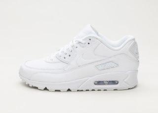 Nike Wmns Air Max 90 (White / White - White)