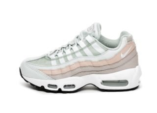Nike Wmns Air Max 95 (Light Silver / White - Moon Particle)