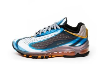 Nike Wmns Air Max Deluxe *OG Colorway* (Photo Blue / Wolf Grey - Orang