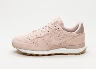 Nike Wmns Internationalist PRM (Particle Beige / Particle Beige)