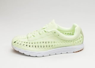 Nike Wmns Mayfly Woven (Lite Liquid Lime / Lite Liquid Lime - White)