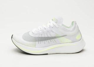 Nike Wmns Zoom Fly SP *Boston* (White / Volt Glow - Summit White)