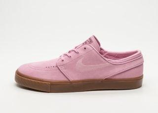 Nike SB Zoom Stefan Janoski (Elemental Pink / Elemental Pink - Sequoia