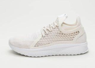 Puma Tsugi Netfit V2 evoKNIT (Whisper White / Puma White / Puma White)