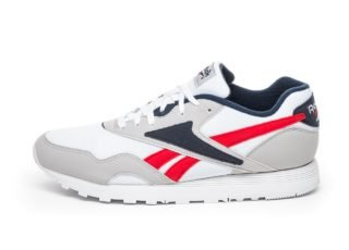 Reebok Rapide MU (Skull Grey / White / Collegiate Navy / Primal Red)