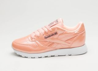 Reebok Classic Leather PP *Patent Pearl Pack* (Peach Twist / White)