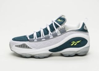 Reebok DMX RUN 10 *OG Fusion Pack* (White / Nocturnal Blue / Neon Yell