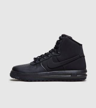 Nike Air Force 1 Mid Duck Boot (zwart)
