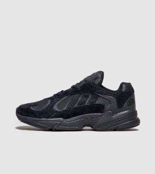 adidas Originals Yung-1 (zwart)