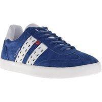 Quick Sneakers suede blauw