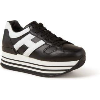 Hogan Maxi platform sneaker van leer