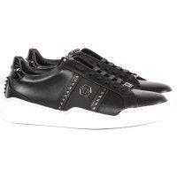 Philipp Plein Studs lo-top sneakers zwart