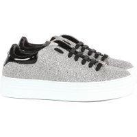 Philipp Plein Original lo-top sneakers zilver