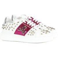 Philipp Plein Original lo-top sneakers wit